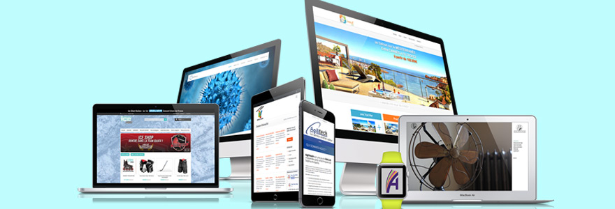 Creer un site web professionnel
